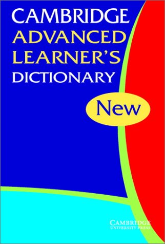 9780521824224: Cambridge Advanced Learner's Dictionary