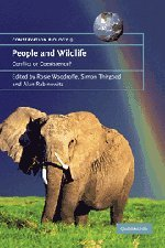 9780521825054: People and Wildlife, Conflict or Co-existence? (Conservation Biology)