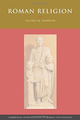 9780521825115: Roman Religion (Cambridge Introduction to Roman Civilization)