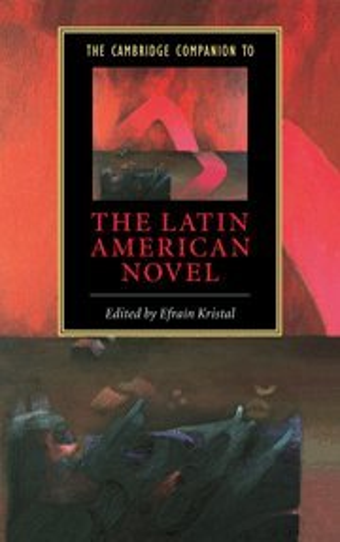 9780521825337: The Cambridge Companion to the Latin American Novel (Cambridge Companions to Literature)