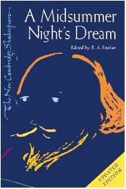 9780521825405: A Midsummer Night's Dream 2nd Edition Hardback (The New Cambridge Shakespeare)