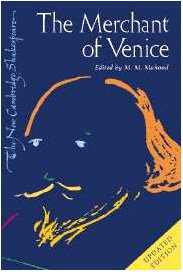9780521825443: The Merchant of Venice 2nd Edition Hardback (The New Cambridge Shakespeare)