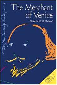 9780521825443: The Merchant of Venice (The New Cambridge Shakespeare)