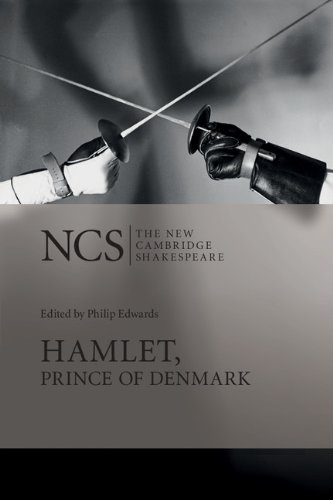 9780521825450: Hamlet, Prince of Denmark 2nd Edition Hardback (The New Cambridge Shakespeare)