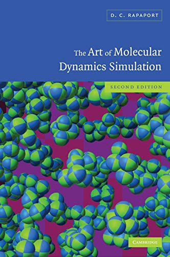 9780521825689: The Art of Molecular Dynamics Simulation
