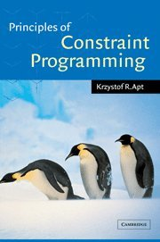 9780521825832: Principles of Constraint Programming