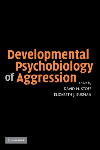 9780521826013: Developmental Psychobiology of Aggression