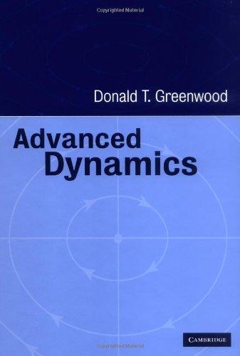 9780521826129: Advanced Dynamics