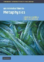 9780521826297: An Introduction to Metaphysics (Cambridge Introductions to Philosophy)