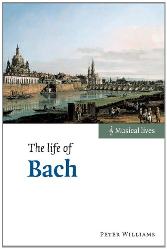 9780521826365: The Life of Bach (Musical Lives)