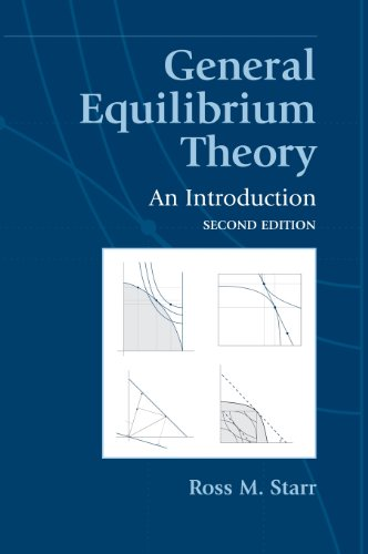 9780521826457: General Equilibrium Theory 2nd Edition Hardback