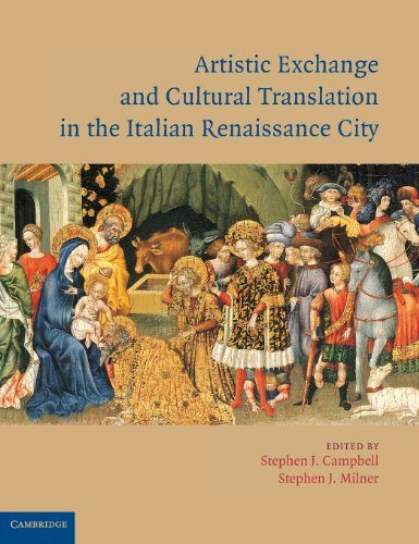 9780521826884: Artistic Exchange and Cultural Translation in the Italian Renaissance City