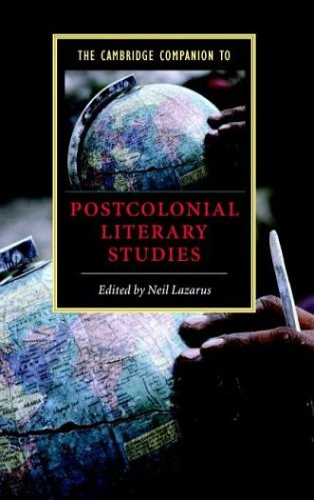 9780521826945: The Cambridge Companion to Postcolonial Literary Studies (Cambridge Companions to Literature)