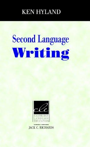 9780521827058: Second Language Writing (Cambridge Language Education)