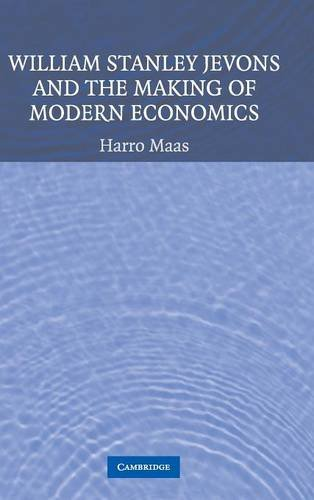 9780521827126: William Stanley Jevons and the Making of Modern Economics