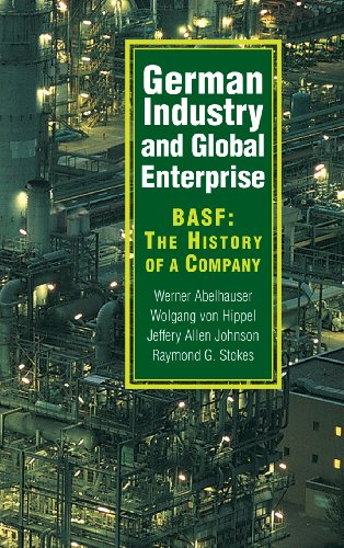 9780521827263: German Industry and Global Enterprise: BASF: The History of a Company