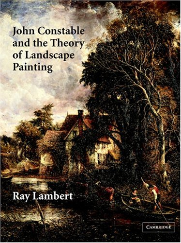 9780521827386: John Constable and the Theory of Landscape Painting