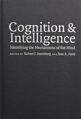 9780521827447: Cognition and Intelligence: Identifying the Mechanisms of the Mind
