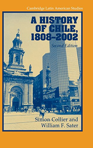9780521827492: A History of Chile, 1808-2002 (Cambridge Latin American Studies)