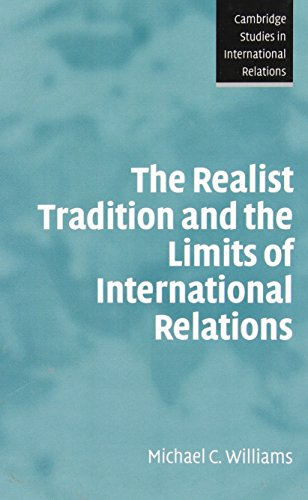 9780521827522: The Realist Tradition and the Limits of International Relations (Cambridge Studies in International Relations)