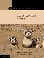 Zoo Conservation Biology (Hardcover): John E Fa