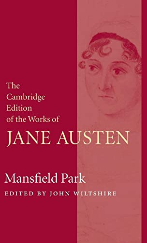 9780521827652: Mansfield Park (The Cambridge Edition of the Works of Jane Austen)