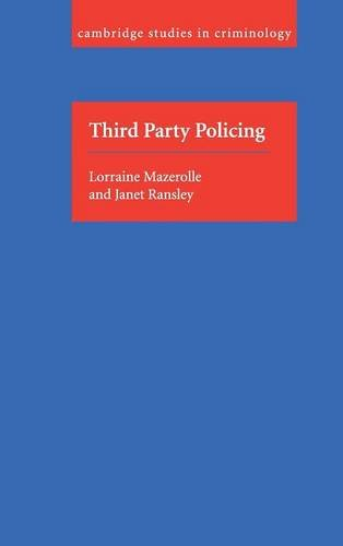 9780521827836: Third Party Policing
