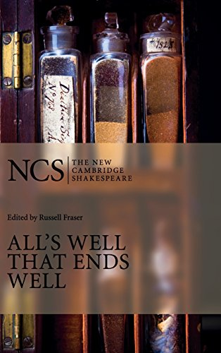 9780521827935: All's Well that Ends Well (The New Cambridge Shakespeare)