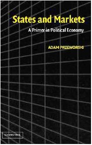 9780521828048: States and Markets Hardback: A Primer in Political Economy