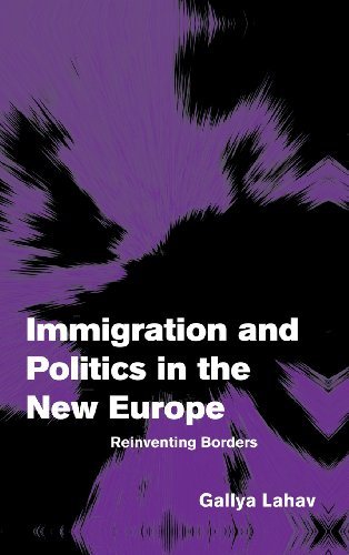 9780521828147: Immigration and Politics in the New Europe: Reinventing Borders (Themes in European Governance)