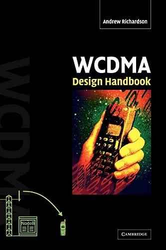9780521828154: WCDMA Design Handbook Hardback