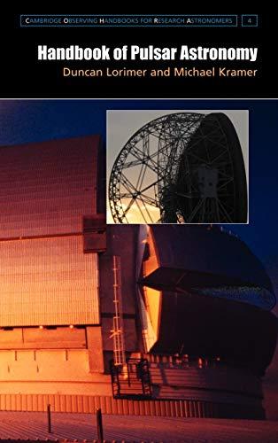 9780521828239: Handbook of Pulsar Astronomy