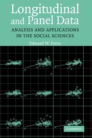 9780521828284: Longitudinal and Panel Data: Analysis and Applications in the Social Sciences