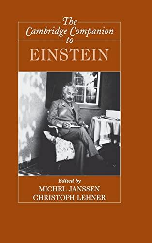 9780521828345: The Cambridge Companion to Einstein