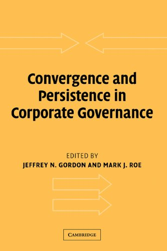 9780521829113: Convergence and Persistence in Corporate Governance
