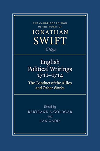 9780521829298: English Political Writings 1711-1714: 'The Conduct of the Allies' and Other Works (The Cambridge Edition of the Works of Jonathan Swift)