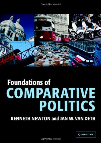 9780521829311: Foundations of Comparative Politics (Cambridge Textbooks in Comparative Politics)