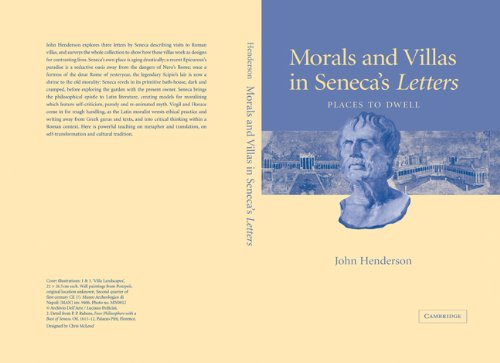 9780521829441: Morals and Villas in Seneca's Letters: Places to Dwell