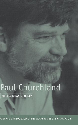9780521830119: Paul Churchland (Contemporary Philosophy in Focus)