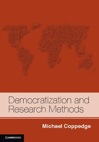 9780521830324: Democratization and Research Methods (Strategies for Social Inquiry)