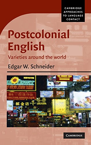 9780521831406: Postcolonial English Hardback: Varieties Around the World (Cambridge Approaches to Language Contact)