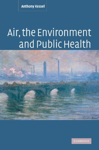 9780521831468: Air, the Environment and Public Health