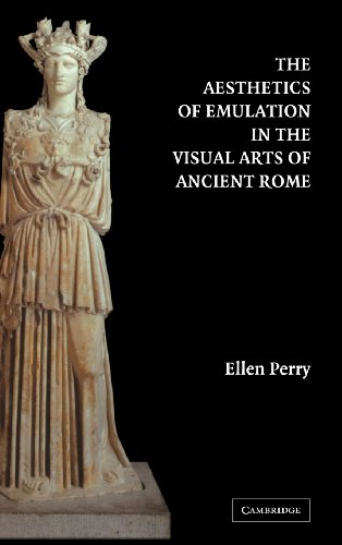9780521831659: The Aesthetics of Emulation in the Visual Arts of Ancient Rome