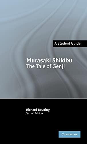 9780521832083: Murasaki Shikibu: The Tale of Genji