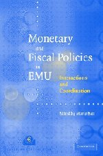 9780521832151: Monetary and Fiscal Policies in EMU: Interactions and Coordination