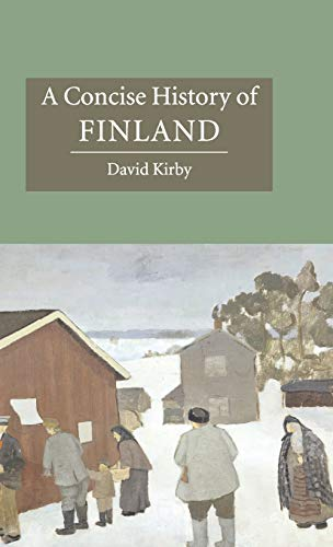 9780521832250: A Concise History of Finland