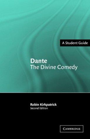 9780521832304: Dante: The Divine Comedy (Landmarks of World Literature (New))
