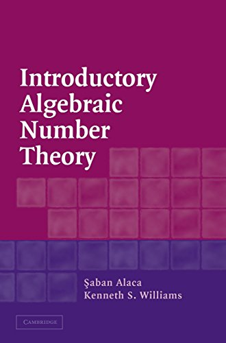 9780521832502: Introductory Algebraic Number Theory