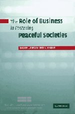 The Role Of Business In Fostering Peaceful Societies