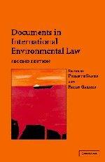 9780521832663: Documents in International Environmental Law